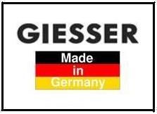 GIESSER GERMANY KNIFE / ДЖОБНИ НОЖОВЕ GIESSER ГЕРМАНИЯ